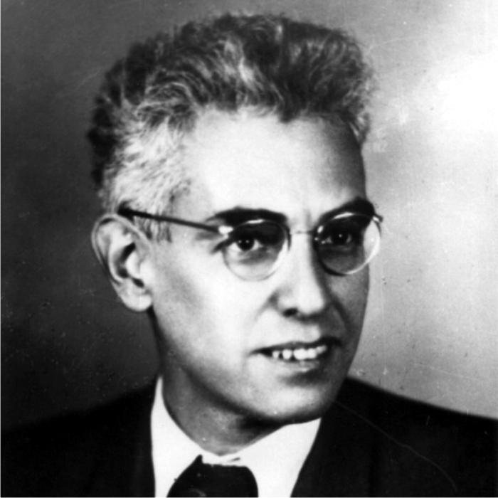Alexander Luria (DP)