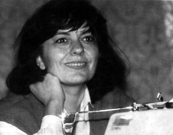 Ana Blandiana. Foto: Ady Sarbus (CC)