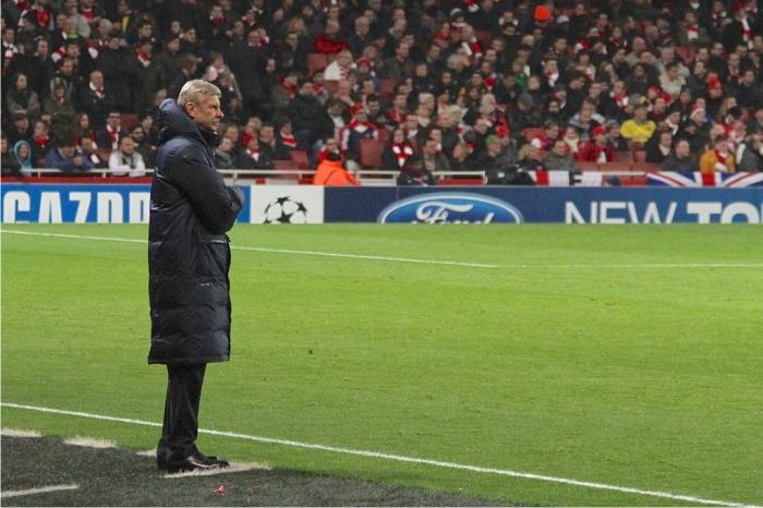 Arsène Wenger. Foto: Ronnie Macdonald (CC)