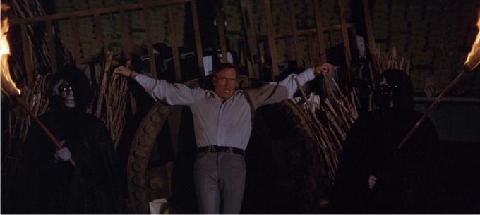 Escena de The Omega Man. Imagen: Warner Bros. Pictures.