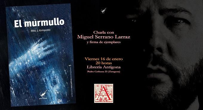 Invitación_El murmullo_Antígona