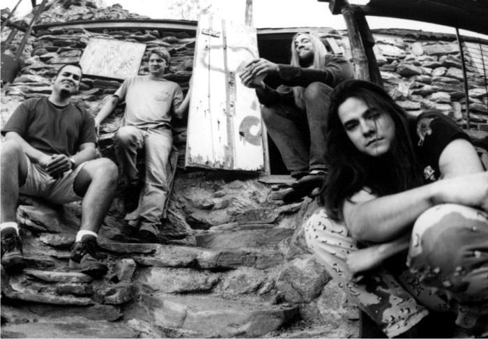 Kyuss. Foto: Elektra.