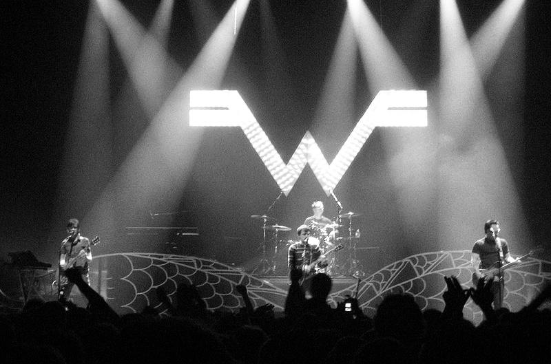 Weezer. Foto: James (CC)