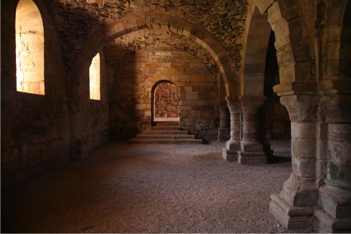 Monasterio de Moreruela, en Zamora, imagen de Tamorlan (CC)
