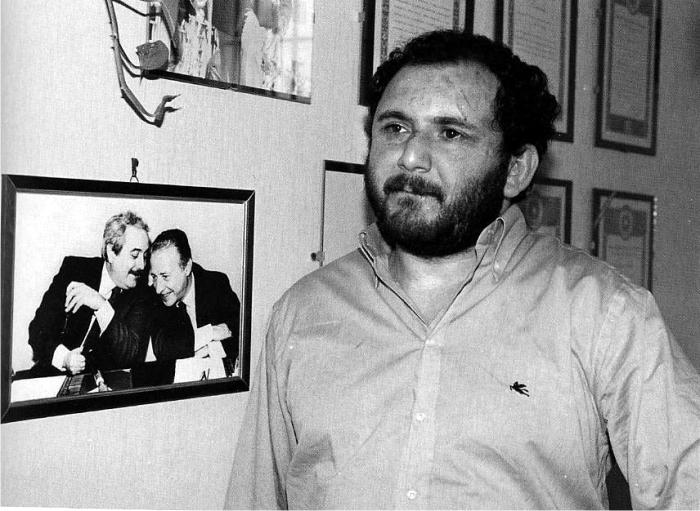 Giovanni Brusca. Foto cortesía de Archivo antimafia.