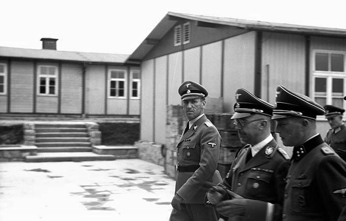 Mauthausen 1941. Fotografía Francisco Boix Bundesarchiv CC