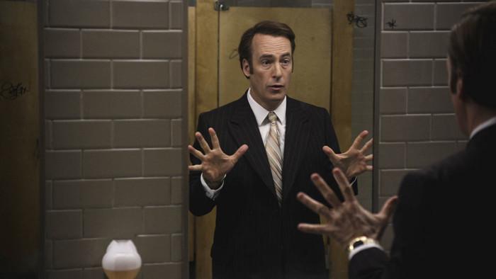 Ensayando el alegato ante el espejo (Foto: AMC)