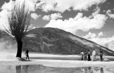 Cinco fotogramas al borde de lo sublime