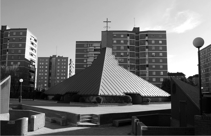 Santa María de la Caridad. 1985.