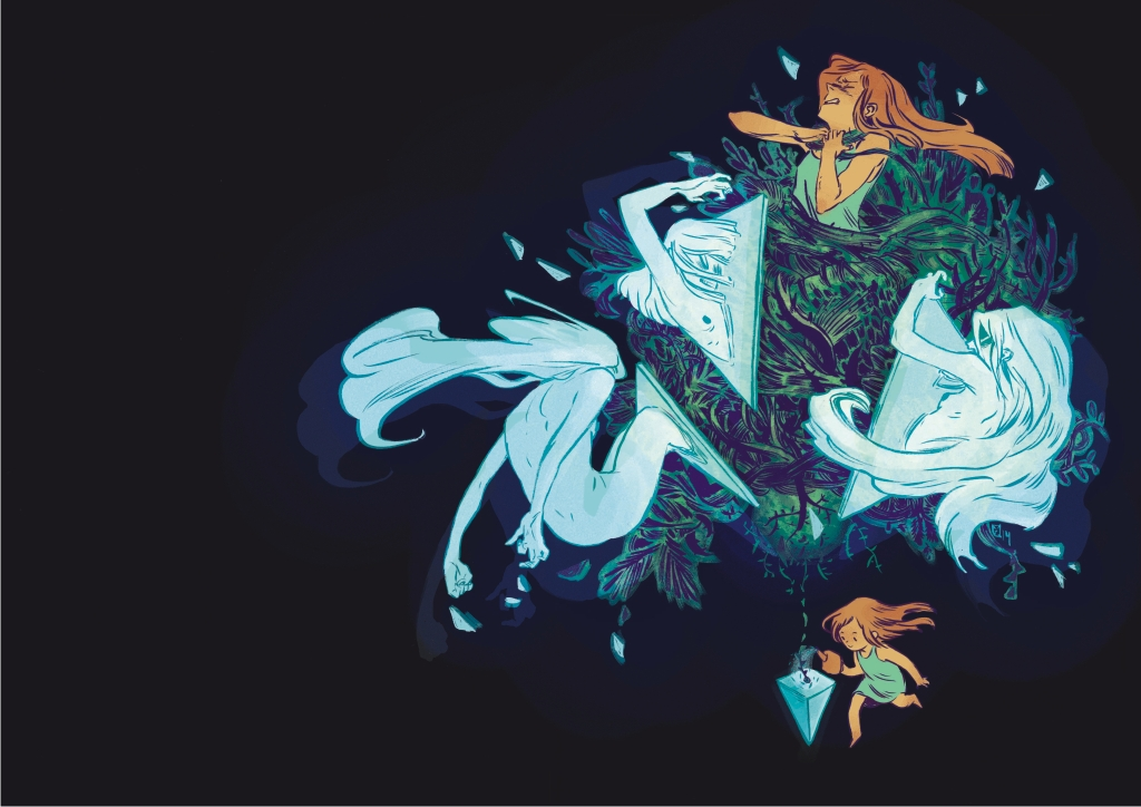 Ilustración: Xulia Vicente.