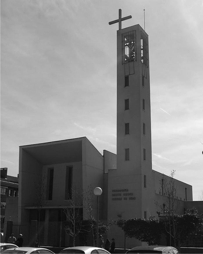 Santa María Madre de Dios. 2002.