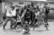 Elcine marginal de Uganda
