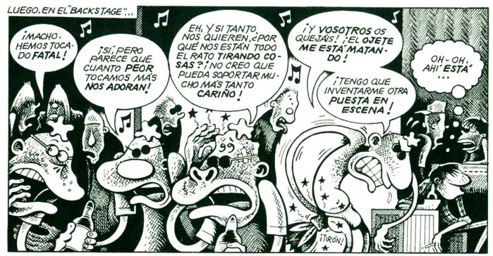 Odio, cortesía de ediciones La Cúpula.