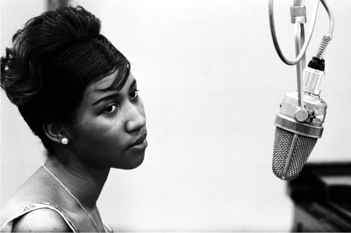 Aretha Franklin. Foto: Columbia Records.