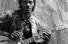Chuck Berry en 1972. Foto: Chess Records.