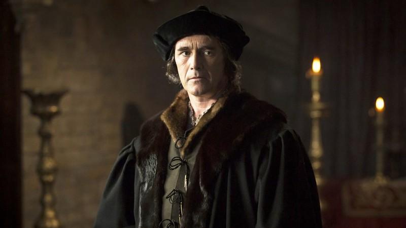 Mark Rylance en el extraordinario papel de Thomas Cromwell (foto: BBC)