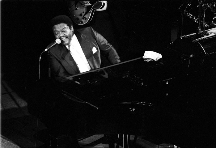 Fats Domino. Foto: Roland Godefroy (CC)