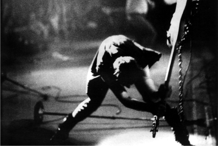 Foto: Pennie Smith / Epic Records.