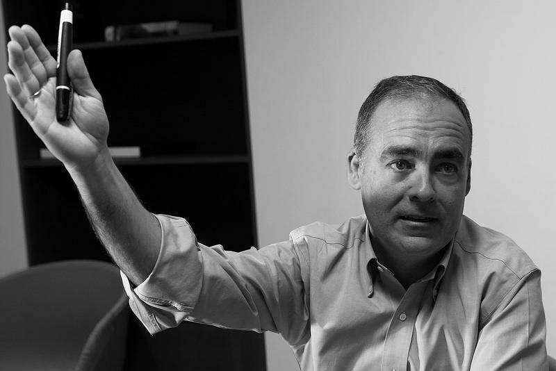 Javier Rodríguez Zapatero para Jot Down 2