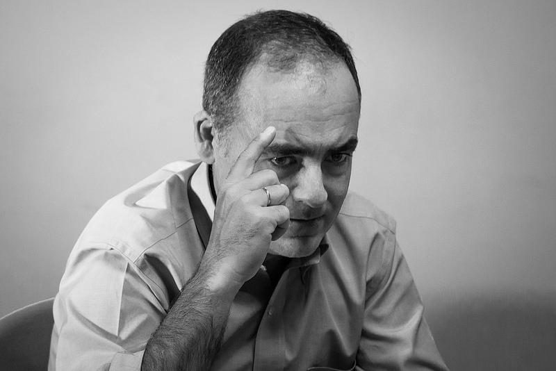 Javier Rodríguez Zapatero para Jot Down 5