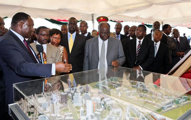 Konza Techno City, Kenia