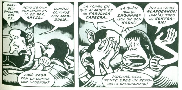 Other lives, cortesía de ediciones La Cúpula.
