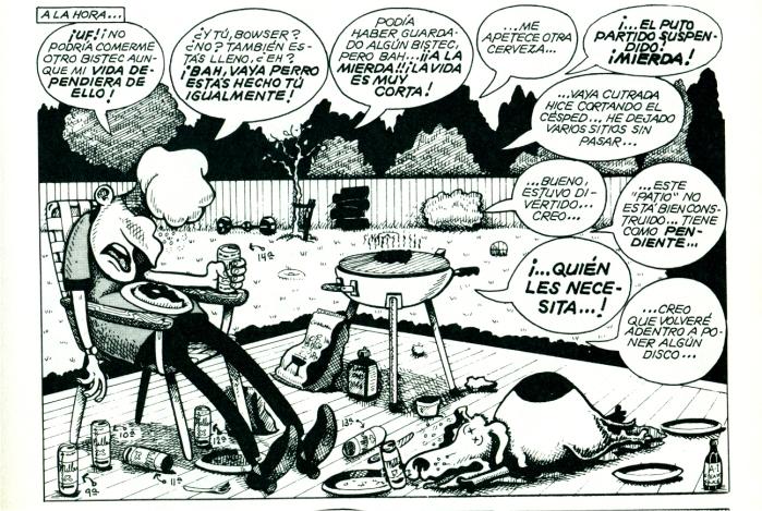 Mundo idiota y Gilipolleces, cortesía de ediciones La Cúpula.