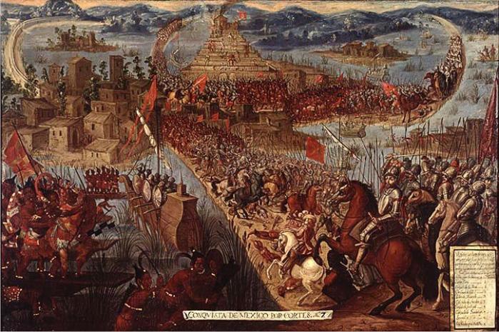 Imagen perteneciente a la colección Jay I. Kislak de la Librería del Congreso, del siglo XVII.