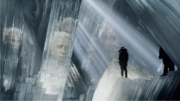 La única película en la que Brando no le tocó los cojones a nadie. Superman returns. Imagen: Warner Bros.