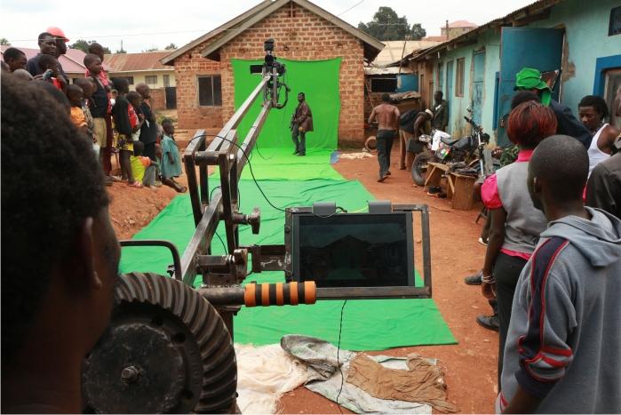 El cine marginal de Uganda