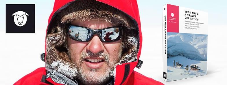Tres años a través del Ártico