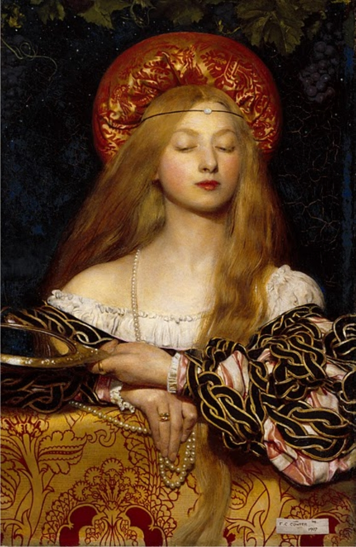 Las cuarenta mujeres más guapas de la historia de la pintura