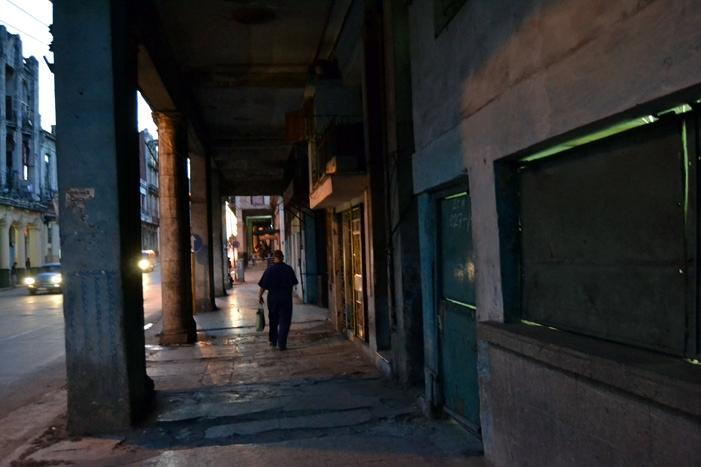 Calle de Centro Habana.