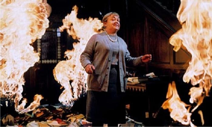 Fahrenheit 451. Imagen: Anglo Enterprises.