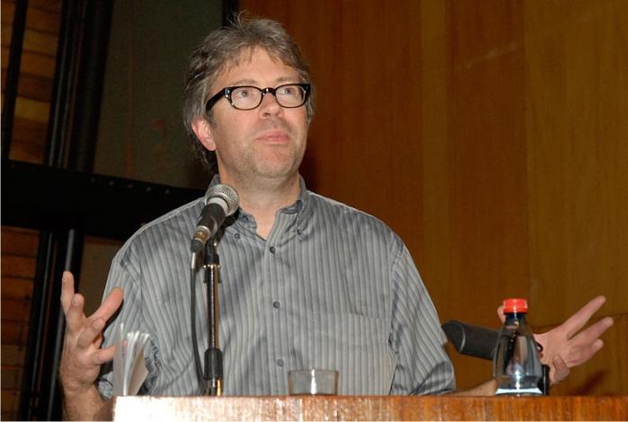 Jonathan Franzen. Foto: David Shankbone (CC)