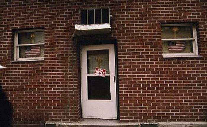 """Una imagen elocuente: el Ravenite Social Club, cuartel general """"secreto"""" de los Gambino, en alquiler tras la caída de John Gotti (Foto: Corbis)"""