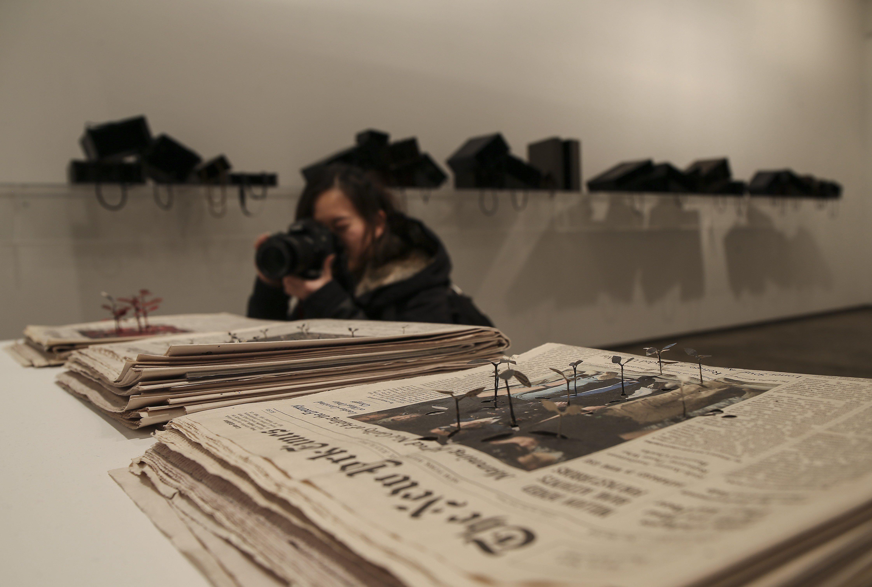 Artefobia. Fotografía: Andalou Ajansi / Cordon Press