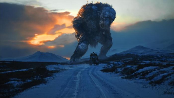 Cazador de trolls, imagen de Film Fund FUZZ.