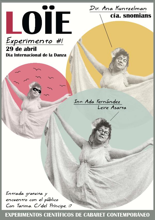 Experimento Científico de Cabaret Contemporáneo