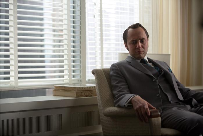 Peter Campbell (Vincent Kartheiser). Imagen: AMC, Canal+.