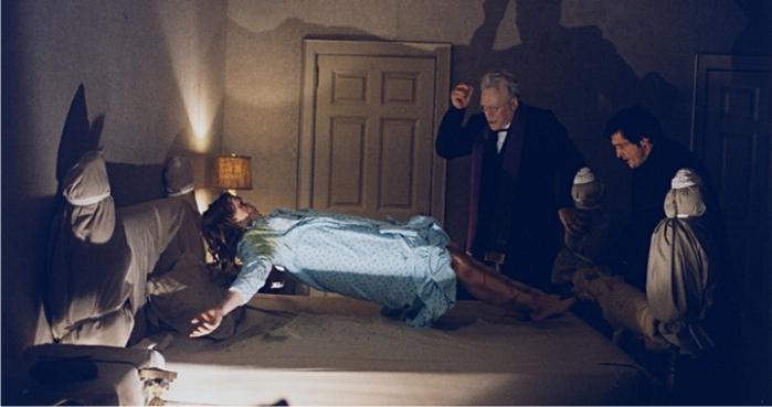 El exorcista. Imagen: Warner Bros. Pictures.