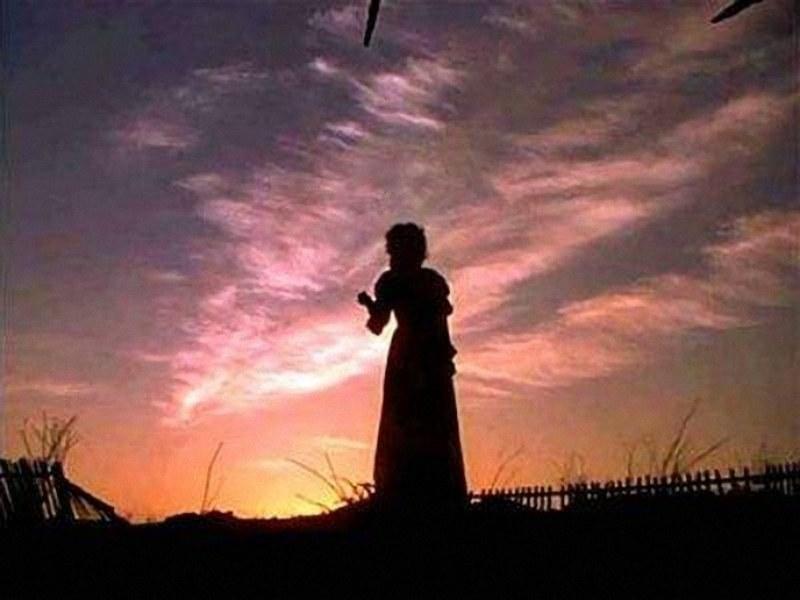 Lo que el viento se llevó. Imagen Metro Goldwyn Mayer .