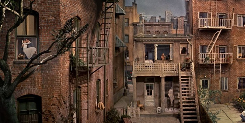 La ventana indiscreta (1954) Imagen: Paramount Pictures