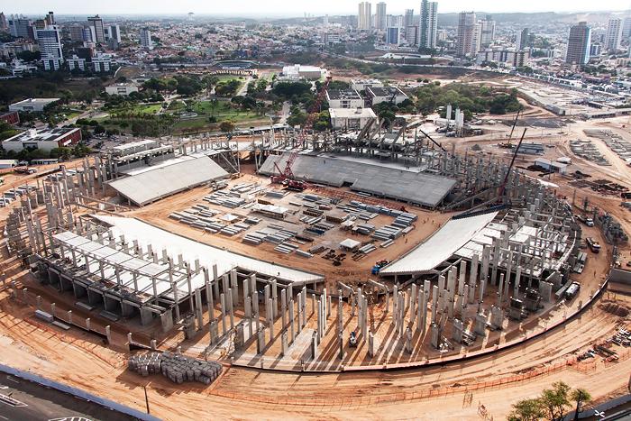 Arena das Dunas Natal 2012 copagov CC 2