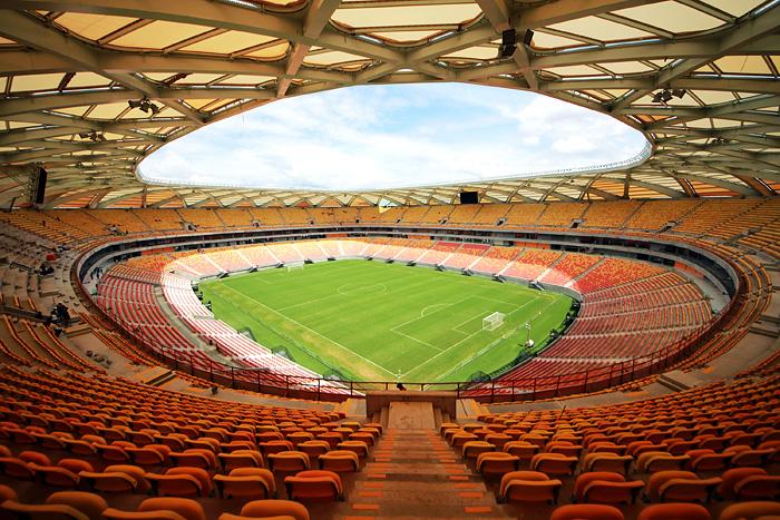 Arena Amazônia Manaos 2014 Portal da Copa CC
