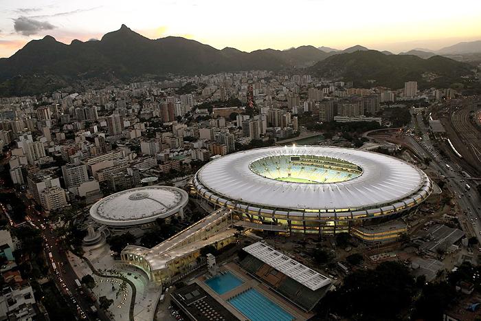 Estadio Maracaná 2013 copagov CC