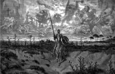 Grabado de Gustave Doré para el Quijote (DP)
