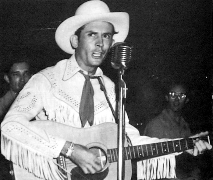 Hank Williams. Foto: MGM Records.