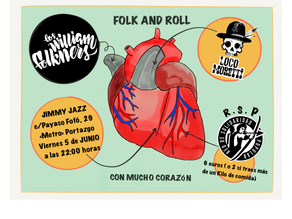 JIMMI JAZZ 5 JUNIO 2015