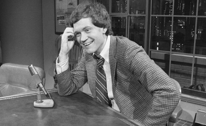 David Letterman en 1982 (Foto: Corbis)